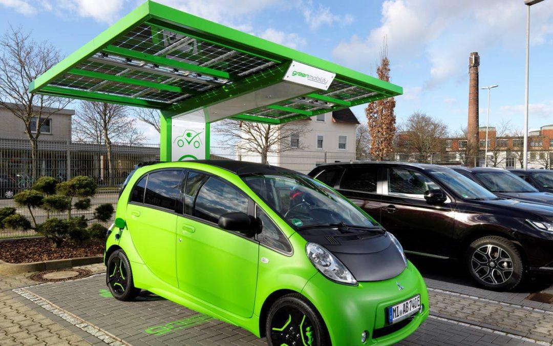 50% Steuervorteil für Elektro-Dienstwagen