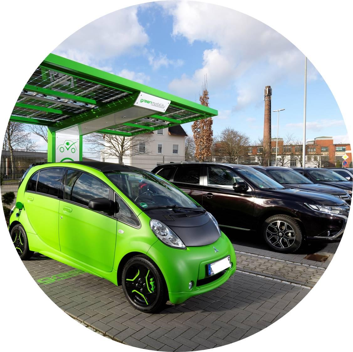 eMobility Car-Sharing für Unternehmen