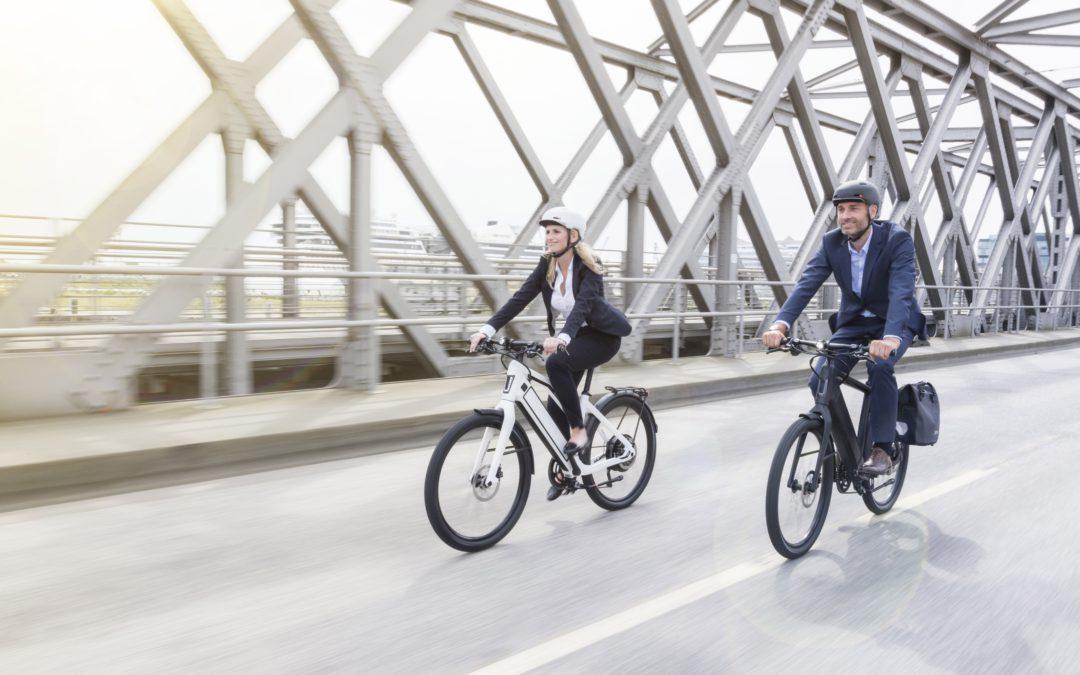 Mitarbeiterbindung Dienst-E-Bike
