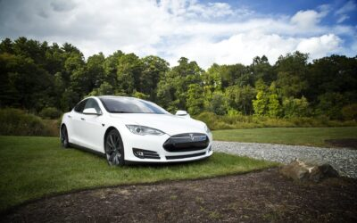 Lithium für typischen Tesla-Akku