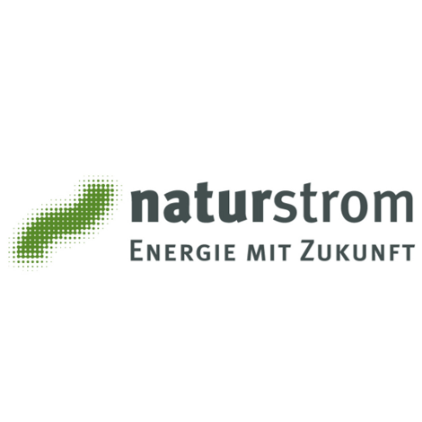 Partner-Logo des Anbieters Naturstrom